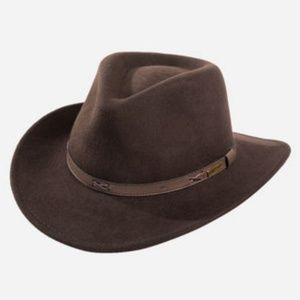 Pendleton brown hat medium women's